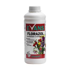 Evans Florazol Concentrated Deodorisor Bouquet 1L