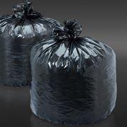 Compactor Sacks Black 20 x 35 x 45""