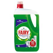 HK1159 Fairy Professional Washing Up Liquid Original 5L