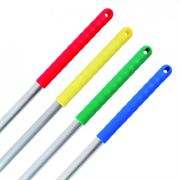 hk904 Aluminium Mop Handle, Screw Fit  Blue