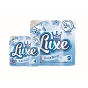 Little Duck Luxe Toilet Rolls 2 Ply 210 sheet x 40