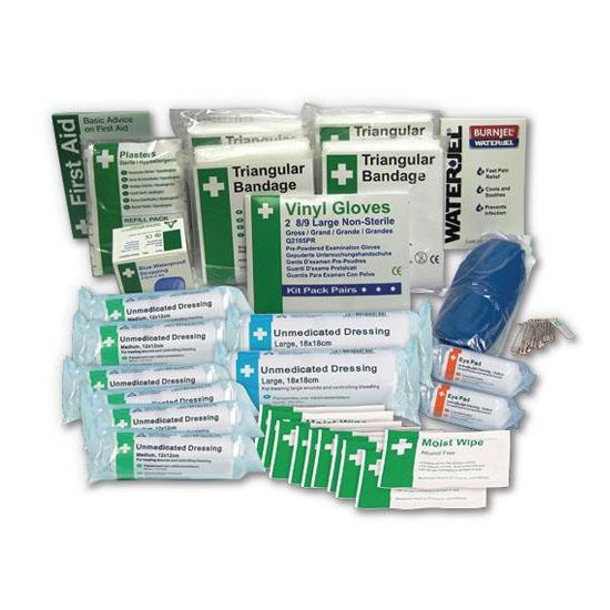 fa14 Refill First Aid Kit 11- 20 Persons