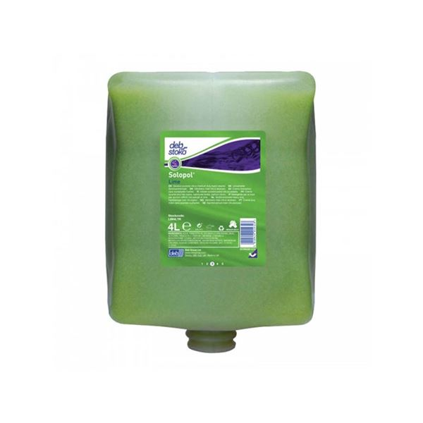 DEB Solopol Lime Wash Cartridge, LIM4LTR, 4L