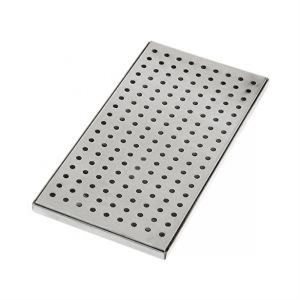 MIS1694 Spirit Drainer Tray Stainless Steel