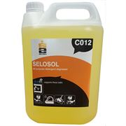 C012 Selosol Food Safe Cleaner & Degreaser 5 Litre