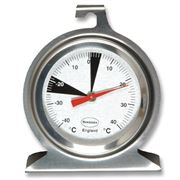 MIS727 stainless steel fridge freezer thermometer