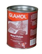 HK140 Glanol Metal Polish Tin