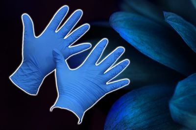 Gloveman Gloves - Meidal Grade Disposable Gloves