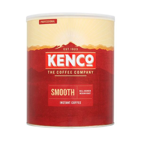 MIS1945 Kenco Smooth Instant Coffee