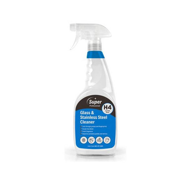 HK184 Super Glass & Mirror Cleaner, 750ml