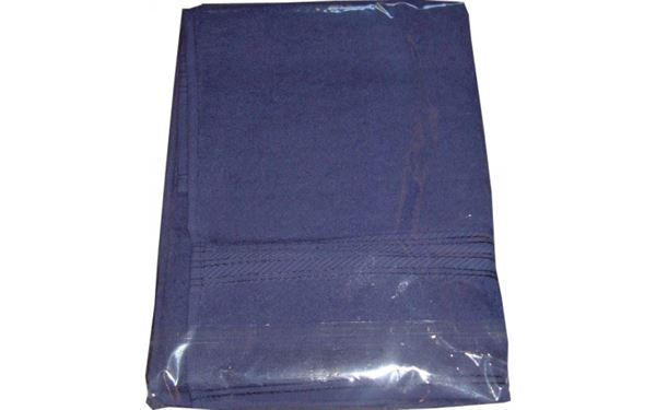 TW02_N Bath Towel Navy