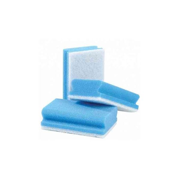 HK1041 Scourers Blue finger grip