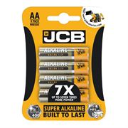 MIS1384 Batteries JCB AA Super Alkaline