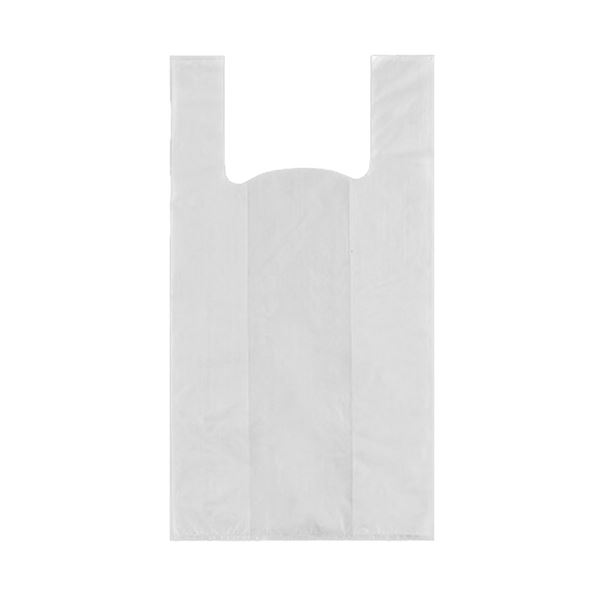 White Vest Carriers 8mu WP2 per 100 (pack)
