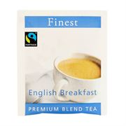 MIS1856 Cafe Etc Tagged & Enveloped Tea Bags Fairtrade
