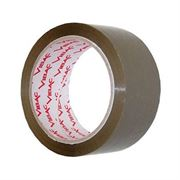 Vibac Buff/Brown Tape, 50mm x 66m, per 6 rolls