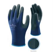 Showa 380 Nitrile Foam Gloves, Size L (8) per pair
