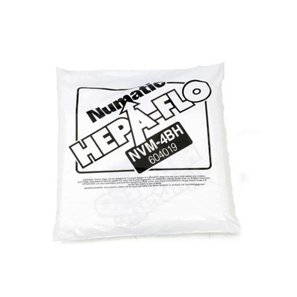 HK700 Numatic Hepaflo Filter Bags
