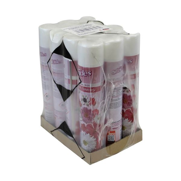 HK267 Air Freshener Aerosol, Summer Flowers 400ml