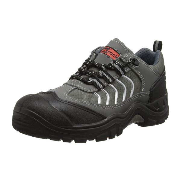 Blackrock Grey/Black Fusion Safety Trainers